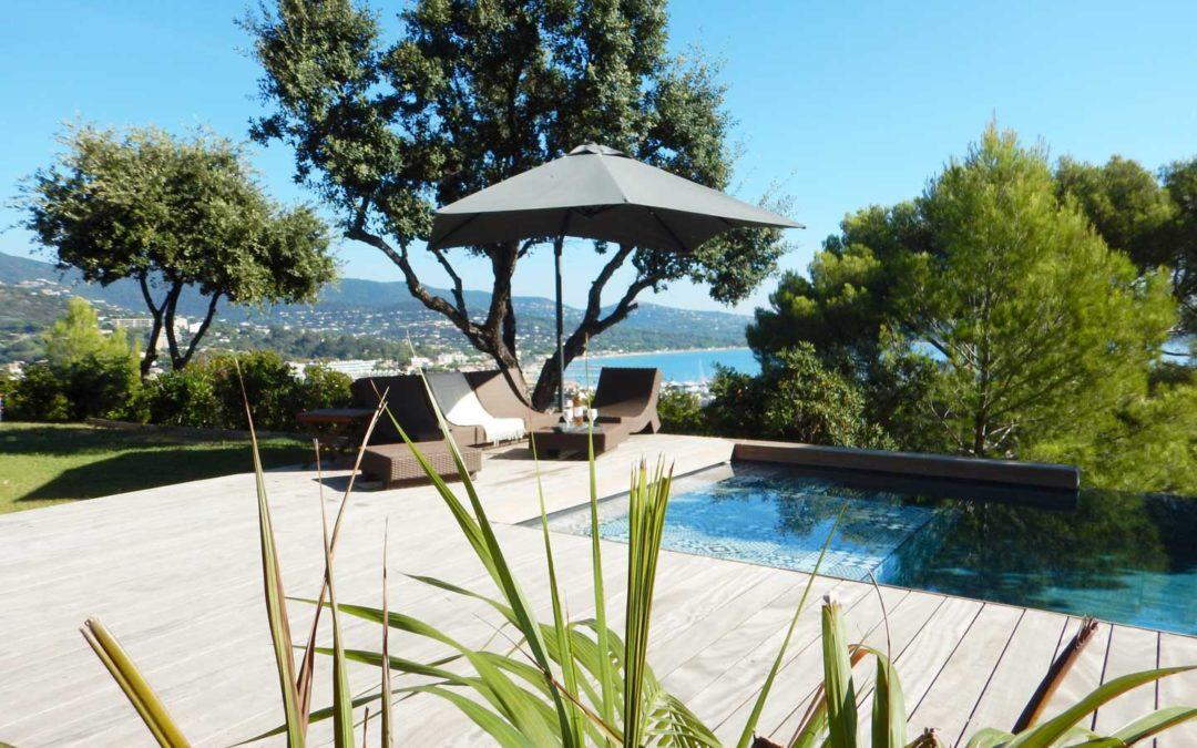 Ouverture du site internet de location de vacances à Cavalaire