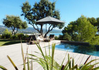 Piscine-des-villas-location-cavalaire-sur-mer