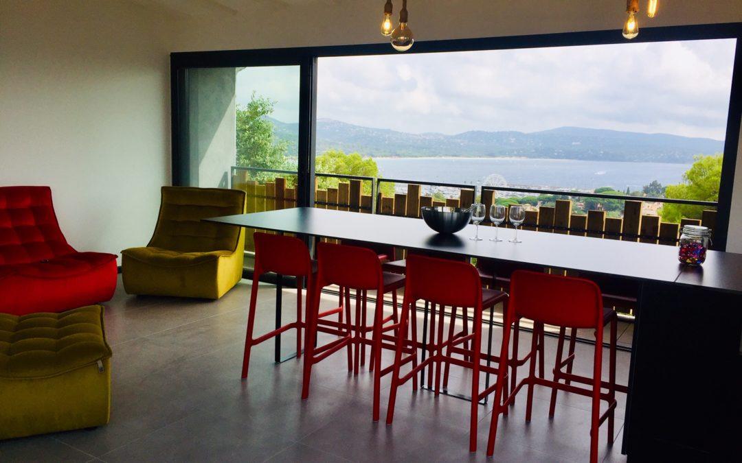 La villa Alyssa est prête pour vous accueillir pour vos prochaines vacances à Cavalaire !!!