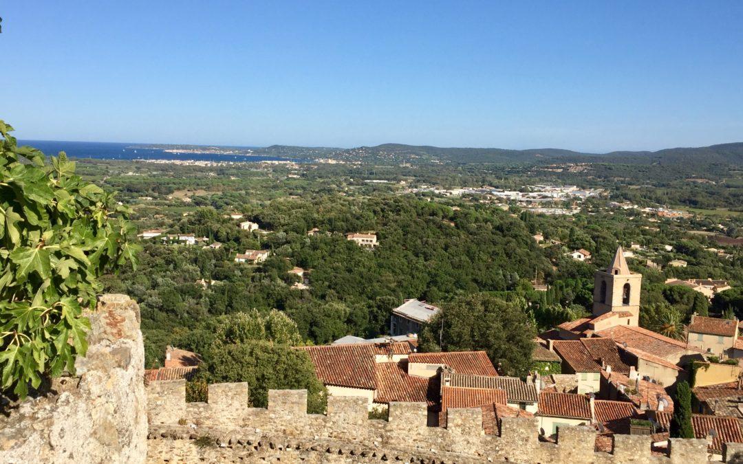 Profitez de vos vacances à Cavalaire pour découvrir les alentours…
